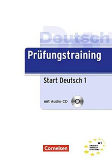 Prüfungstraining Start Deutsch 1