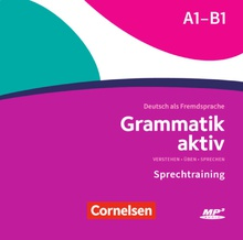 Grammatik aktiv A1 - B1 - MP3 - CD