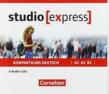 studio [express] A1 - B1 Audio CDs