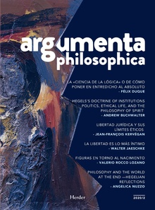Argumenta philosophica 2020 - Vol.2