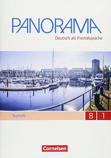 Panorama B1 - Cuaderno de tests