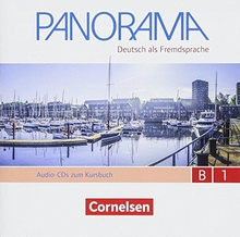 Panorama B1 - Audio CD