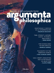 Argumenta Philosophica 2016 - Vol. 1
