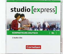 studio [express] B1 - Audio CDs