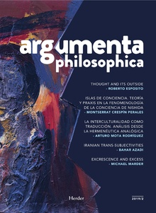 Argumenta philosophica 2019 - Vol.2