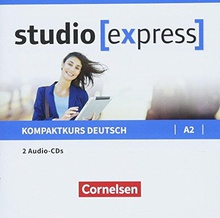 studio [express] A2 - Audio CDs